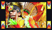 Native Photos - Proud To Dance by Theresa Tahara