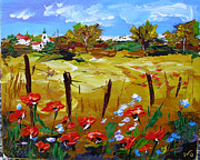 Ivaylo Georgiev - Provence poppies