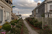 Frank Winters - Provincetown Alley