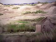 Provincetown Landscape Print by Joseph Gallant
