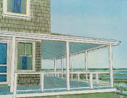 David Hinchen - Provincetown Porch