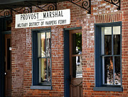 Harpers Ferry Posters - Provost Marshal Poster by Paul W Faust -  Impressions of Light