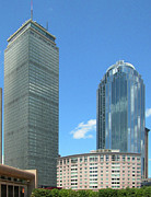 Boston Ma Photo Originals - Prudential Building 2960 by Guy Whiteley