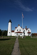 Teresa McGill - Pt Iroquois Lighthouse II