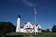 Teresa McGill - Pt. Iroquois Lighthouse