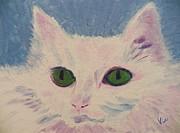 Judy Via-Wolff - Ptg.  She has Wistful Eyes