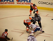 Philadelphia Flyers Photos - Puckdrop by  Justin DiGiacomo