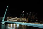 John Daly - Puente de la Mujer at Night
