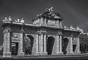 Puerta De Alcala Print by Susan Candelario