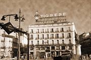 RicardMN Photography - Puerta del Sol vintage...