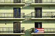 Puerto Rican Pride Print by Carter Jones