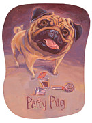 Shawn Shea - Pug Piles On The Party