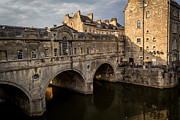 Pulteney Bridge Framed Prints - Pulteney Bridge Bath UK Framed Print by Chris Wilkes-Ciudad