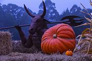 Garry Gay - Pumpkin and Minotaur