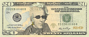 Robert G Kernodle - Punk 20 Dollar Bill