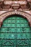 James Brunker - Puno Cathedral Door 1