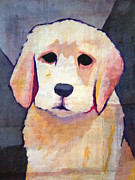 Puppy Art Prints - Puppy Dog Print by Lutz Baar