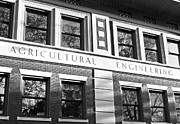 Featured Art - Purdue University Agricultural Engineering by University Icons
