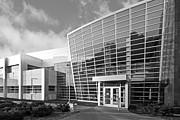 Purdue University Birck Nanotechnology Center Print by University Icons