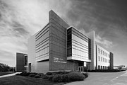 Featured Art - Purdue University Jischke Hall of Biomedical Engineering by University Icons