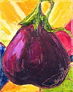 Paris Wyatt Llanso - Purple Eggplant