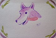 Joann Renner - Purple Fox