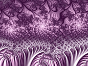 Gabiw Art - Purple Fractal World