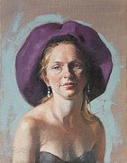 Todd Baxter - Purple Hat