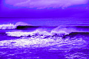 Thomas Fouch - Purple Ocean
