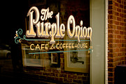 Saluda Photos - Purple Onion by Rugged Shutter