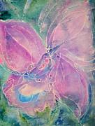 M C Sturman - Purple Orchid