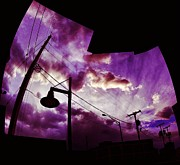 Jon Aley - Purple Sky and Power...