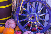 Garry Gay - Purple Wagon Wheel