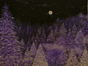 Irina Astley - Purple Winter 