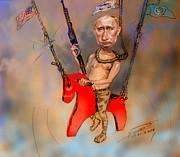 Ylli Haruni - Putin in a Suicidal Game