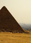 Pharaoh Prints - Pyramids Of Giza 13 Print by Antony McAulay