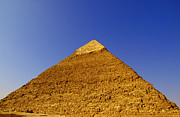 Pharaoh Prints - Pyramids Of Giza 16 Print by Antony McAulay