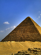 Pharaoh Prints - Pyramids Of Giza 24 Print by Antony McAulay