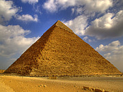 Pharaoh Prints - Pyramids Of Giza 28 Print by Antony McAulay
