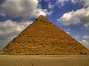 Pharaoh Prints - Pyramids Of Giza 29 Print by Antony McAulay