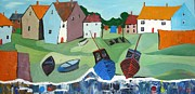 Trudy Kepke - Quaint Fishing Village