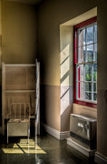 Window Seat Prints - Quarry Hospital Print by Adrian Evans