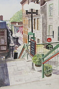 Carol Flagg - Quebec City