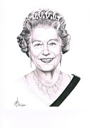 Royalty Originals - Queen Elizabeth by Murphy Elliott