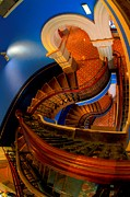 Bryan Freeman Art - Queen Victoria Building - Sydney - Australia by Bryan Freeman