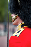 Changing Of The Guard Framed Prints - Queens Guard Framed Print by Brian Jannsen