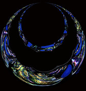 Cool Abstract Art - Queens Jewelry by Cheryl Young