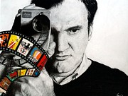 Director Originals - Quentin Tarantino by S G Williams