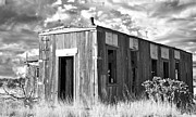 Pioneer Scene Prints - Quervo New Mexico after the Storm Print by Lee Craig