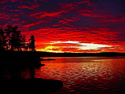 Peter  McIntosh - Quetico Sunrise